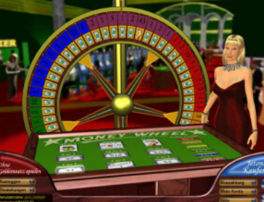 Money Wheel online casino